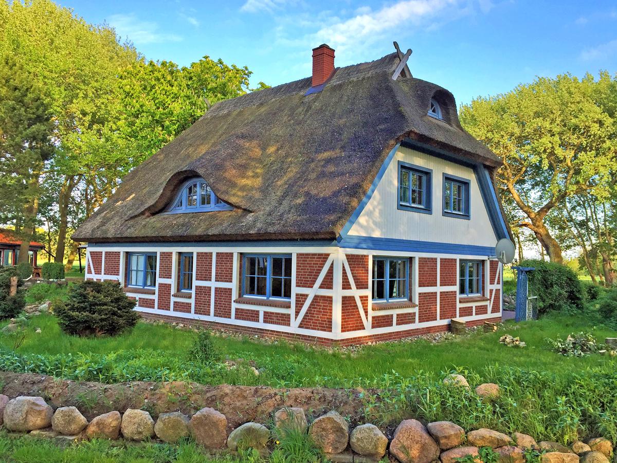 Ferienhaus Inselland mit 2 Ferienwohnungen